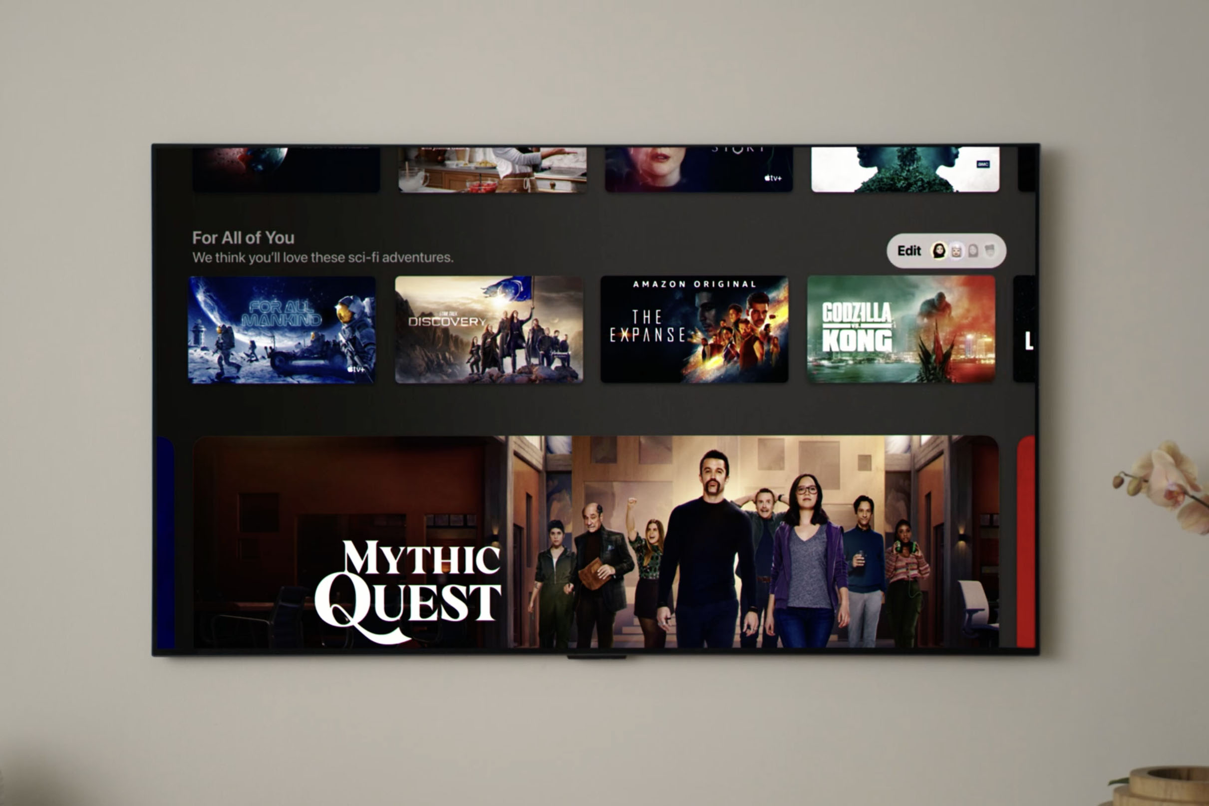TVOS 15: Features: beta, launch compatibility