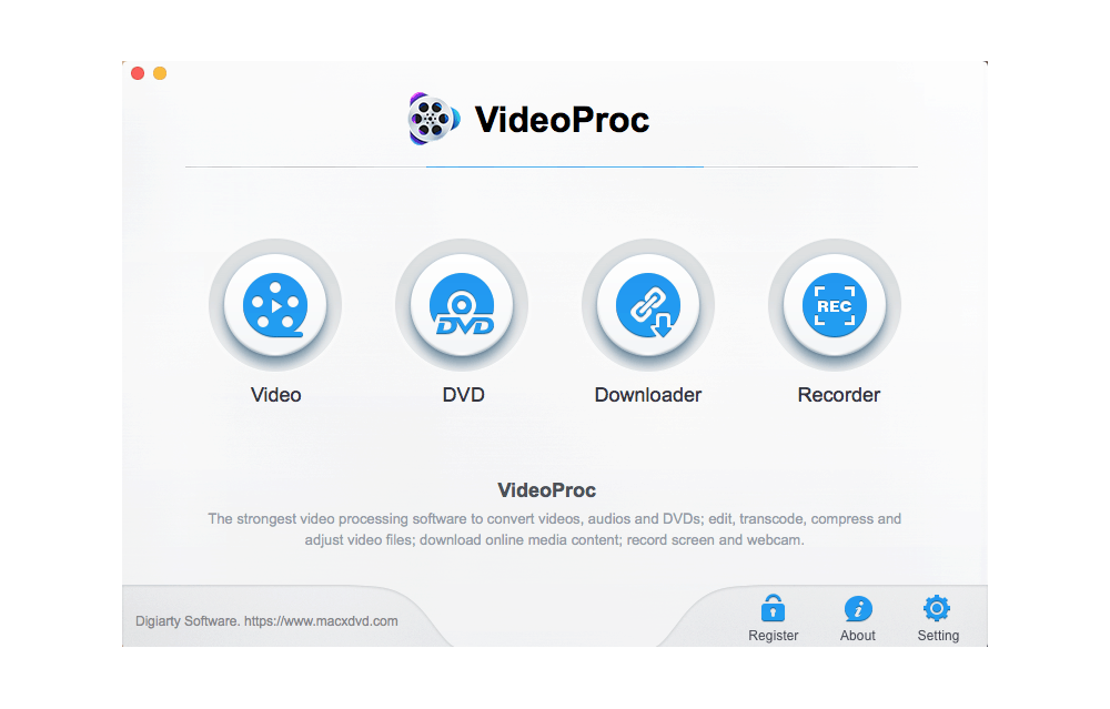 MacX Video Converter Pro registration