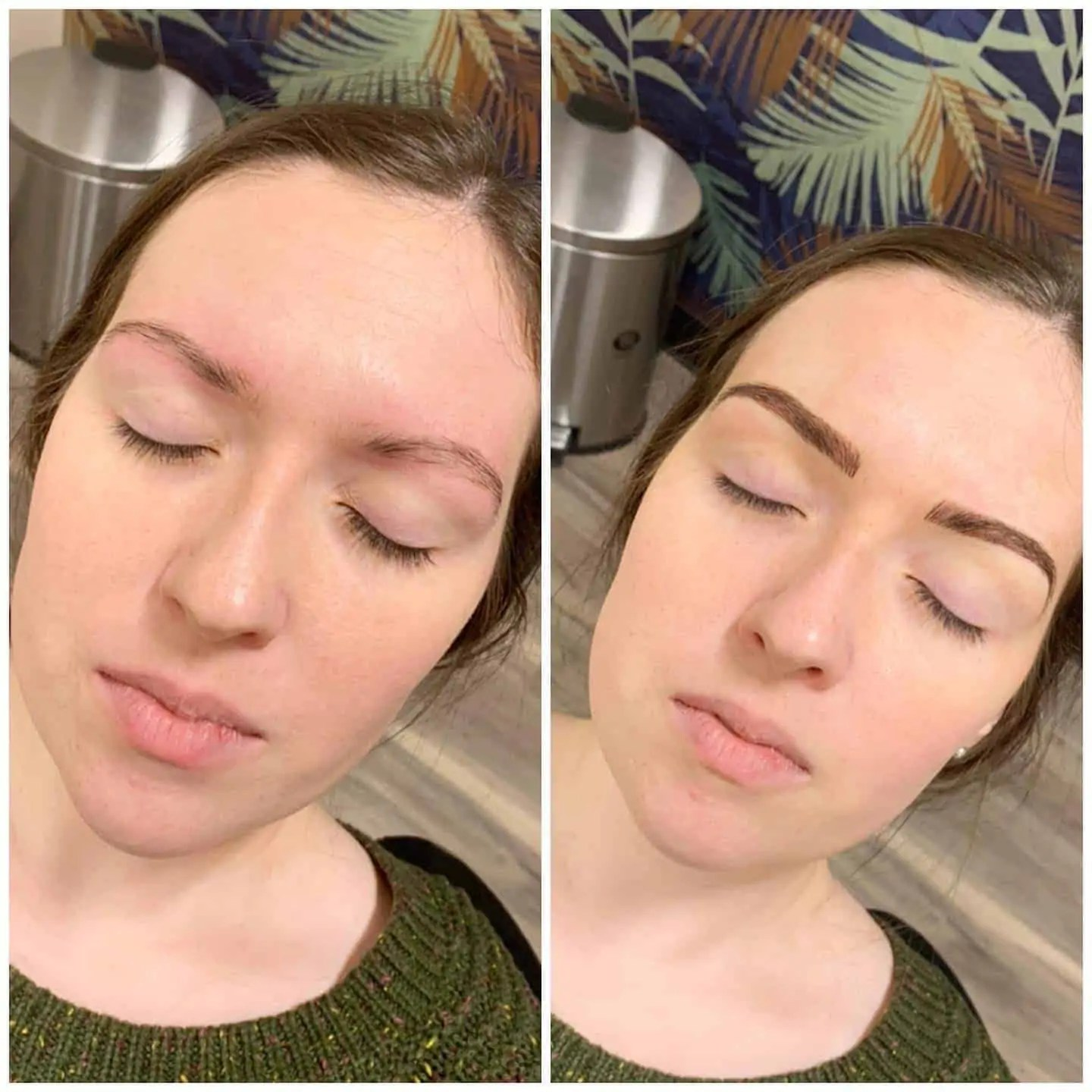 I Tried Microblading My Eyebrows and Here's What Happened