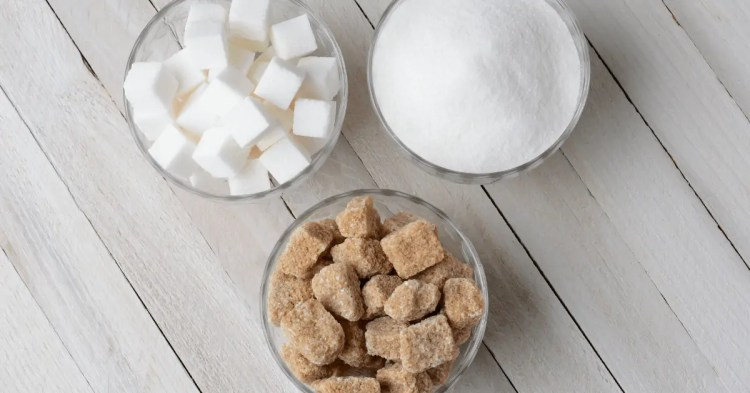 The Most Common Names For Sugar