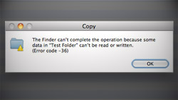 Solution to Finder