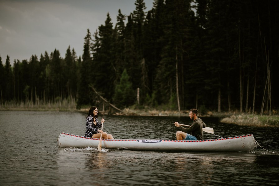 canoe engagement