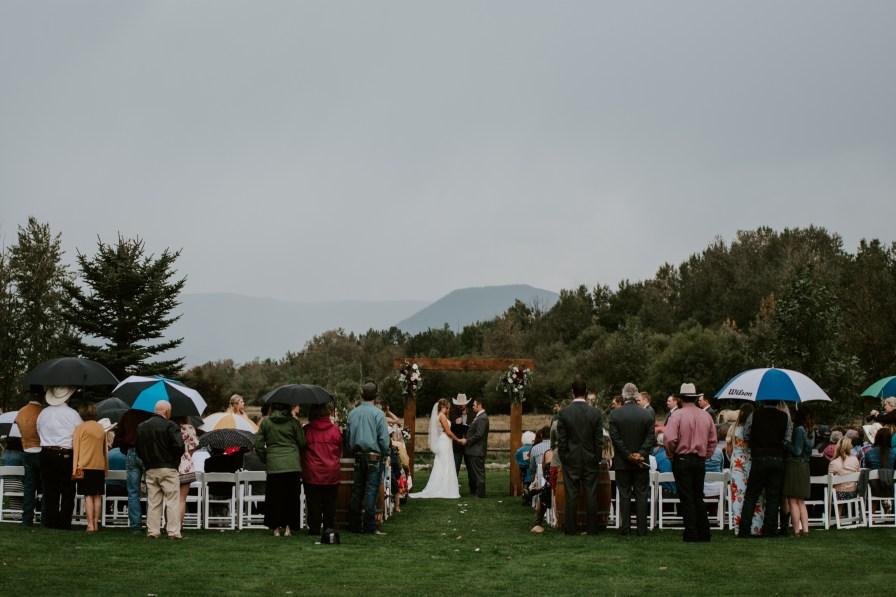 Montana Wildflower Weddings