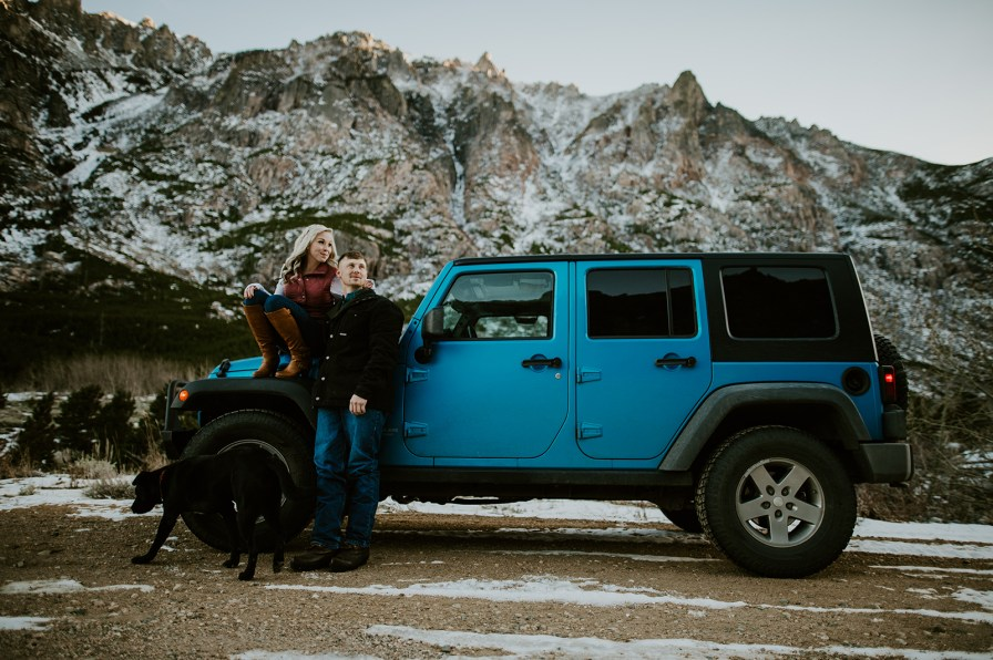 jeep engagement