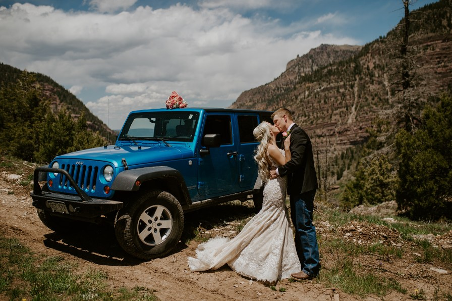 jeeping couple