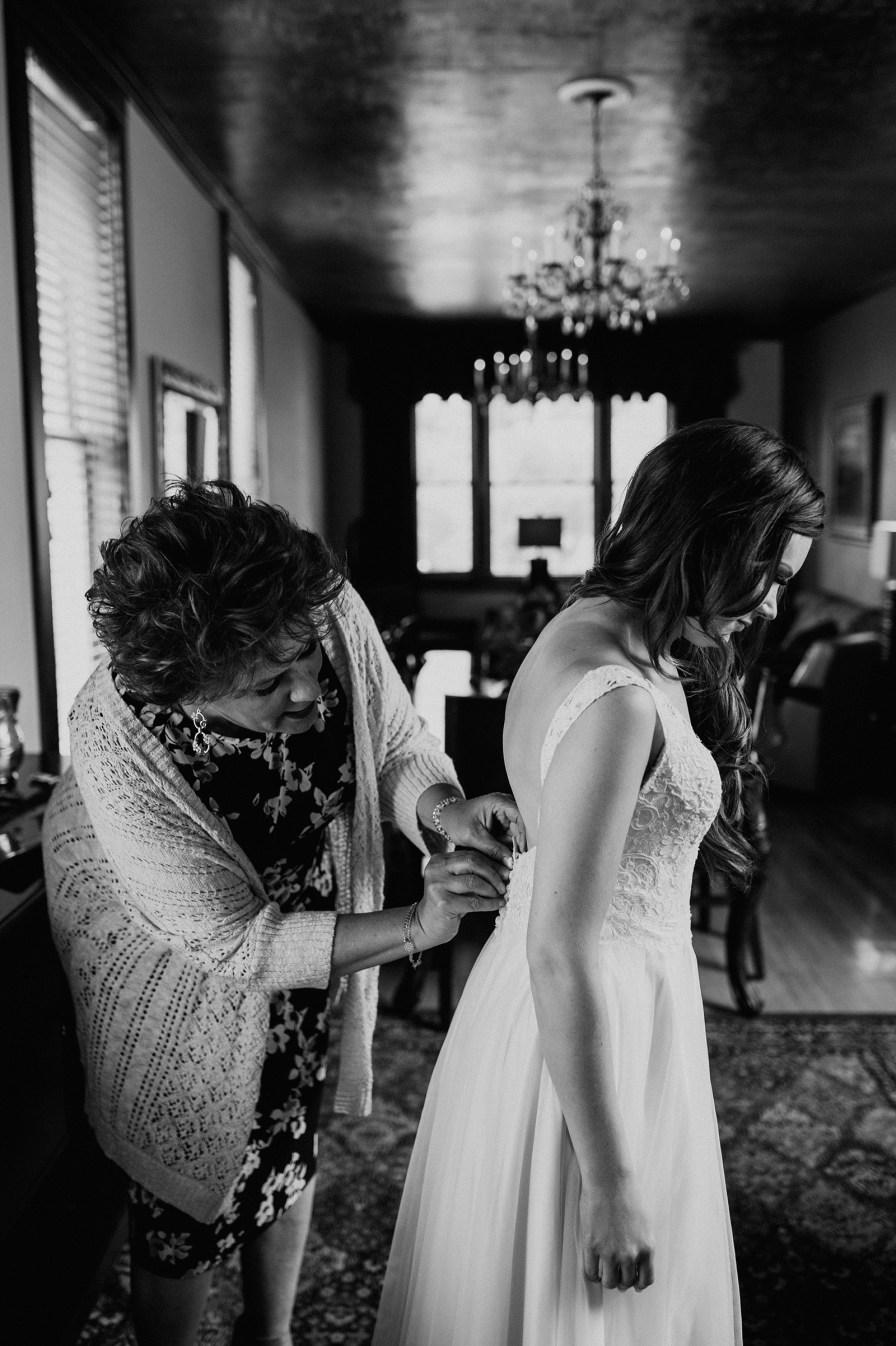 Murray hotel wedding