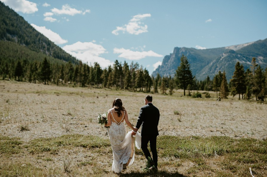 red lodge montana wedding photographer