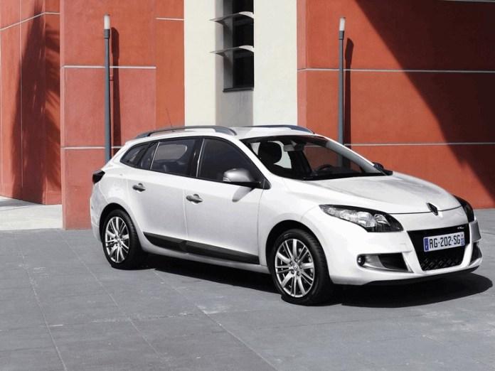 2010 Renault Megane Break Gt Line Free High Resolution Car Images