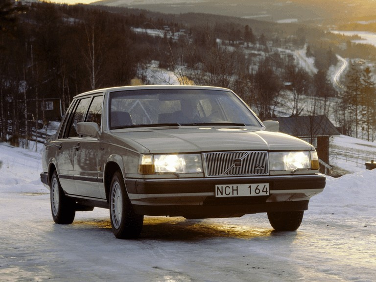 1988 Volvo 760 GLE #291800 - Best quality free high resolution car images -  mad4wheels