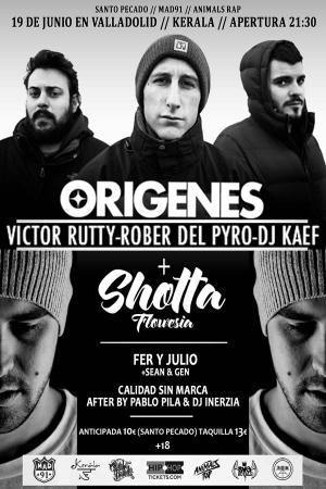 shotta y origenes
