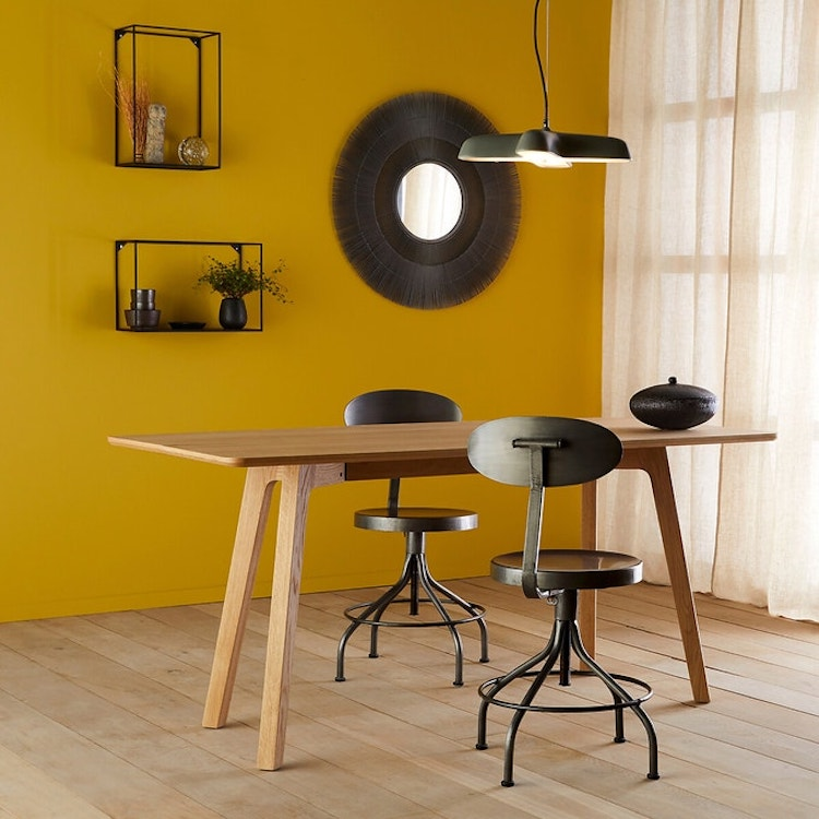diletta extendable console and dining