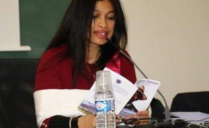 Portrait: Hanitra Salomon