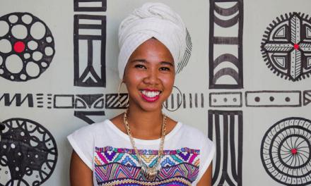 Portrait: CAYLAH, UNE POÉTESSE EN OR VENUE DE MADAGASCAR