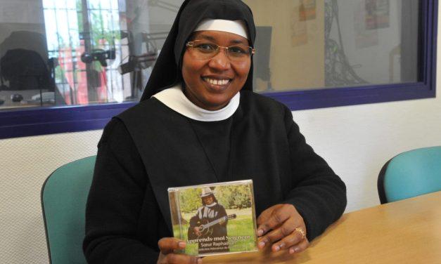 Portrait: Soeur Raphaëliah, elle est religieuse… et vient de sortir deux disques