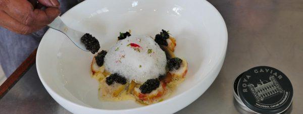 Le caviar de Madagascar à la conquête du marché européen