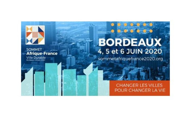 Le sommet Afrique-France 2020 à Bordeaux !