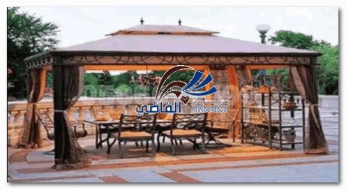 مظلات حدائق ساكو