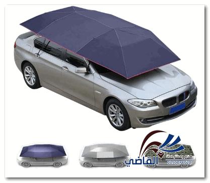 مظلات سيارات متنقلة حراج