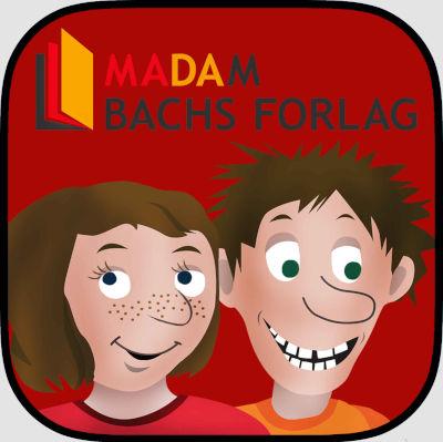 apps til læsning, Tim og Trine i dårligt humør