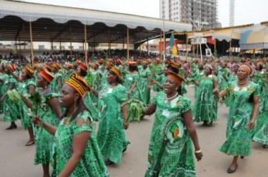 Défilé-8-mars-2011 Cameroun