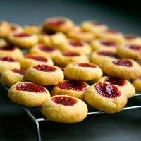 Marmeladen-Kekse
