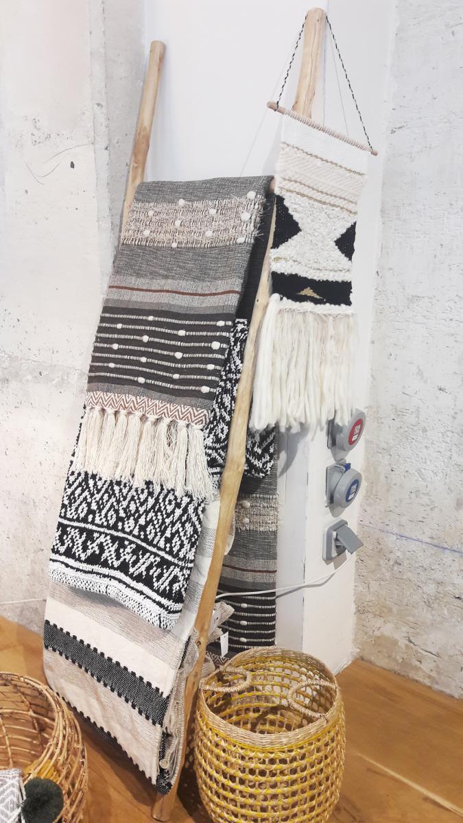 maison du monde tapis berbere enredada
