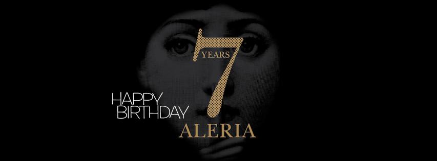 Happy Birthday Αλέρια!