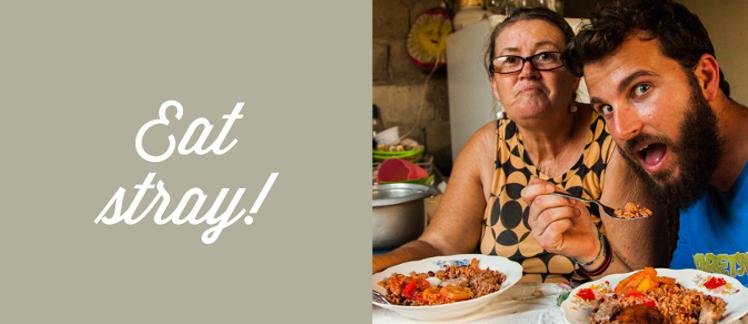 Γεύμα σε ένα Κουβανέζικο σπίτι: Carne Asada & Sofrito
