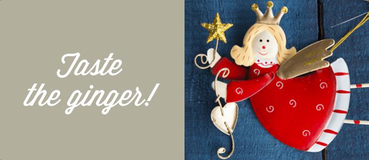 Χριστούγεννα στο Madame Ginger …