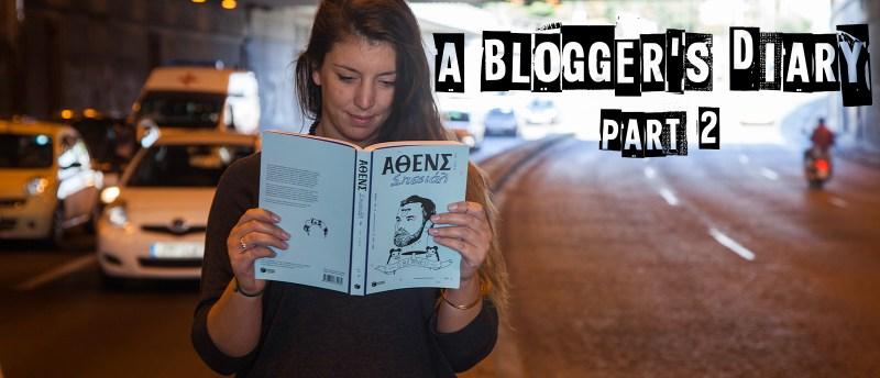Η ζωή μιας Food Blogger (Part 2)