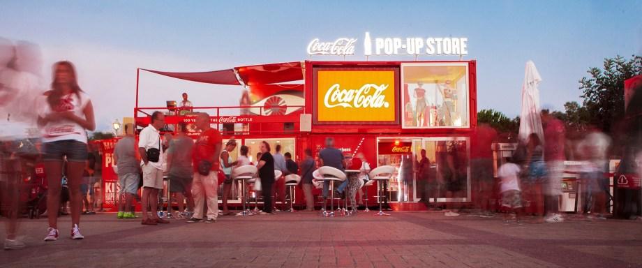 Το Coca-Cola Pop-Up Store είναι και πάλι εδώ!