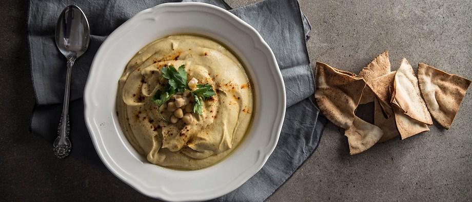 Η βασική συνταγή για Χούμους (Video)
