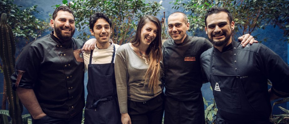 15 & 16 Μαρτίου: 2 chefs μας ταξιδεύουν στις Κουζίνες του Κόσμου