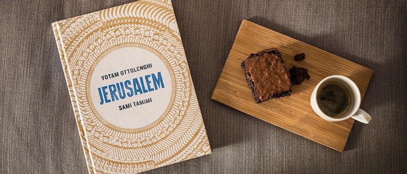 Βιβλίο Μαγειρικής: Jerusalem, η γαστρονομική πόλη των Yotam Ottolenghi και Sami Tamimi