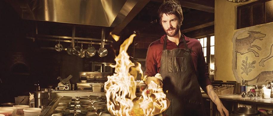 Feed The Beast: η σειρά του Netflix για το ελληνικό φαγητό