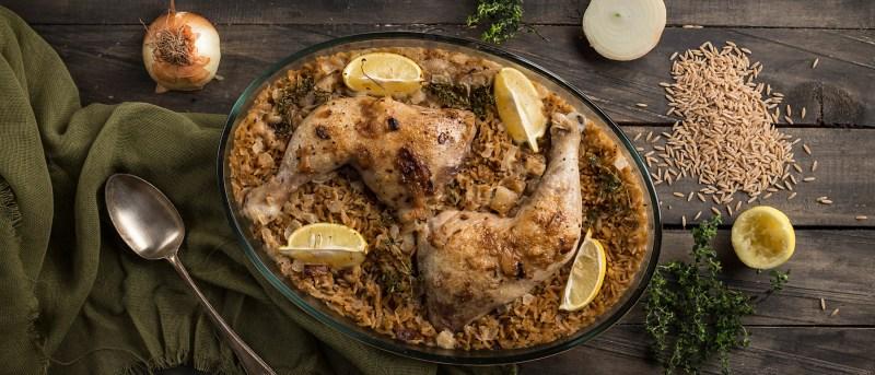 6 χειμωνιάτικες συνταγές με κοτόπουλο