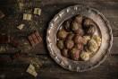Μελομακάρονα με σοκολάτα σε 3 παραλλαγές