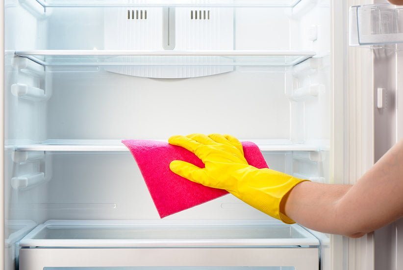 Πως καθαρίζουμε σωστά το ψυγείο;