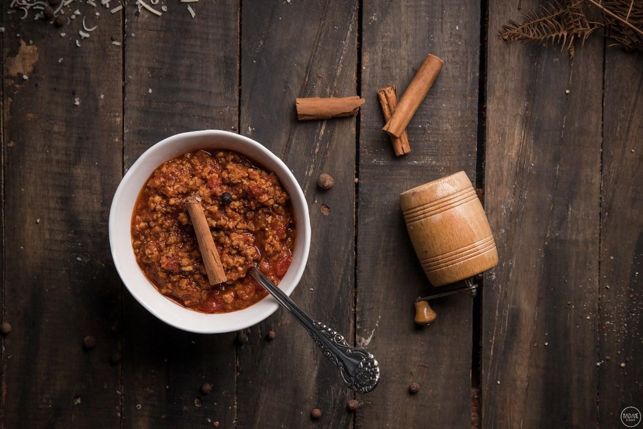 Η βασική συνταγή για κιμά κοκκινιστό