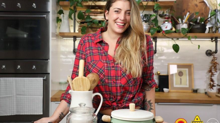 Σεμινάριο μαγειρικής Madame Ginger & Grana Padano στο MG Food Studio
