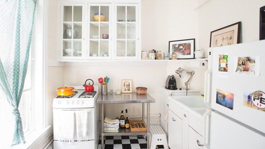 10 μικρές κουζίνες του Instagram που θα σε εμπνεύσουν