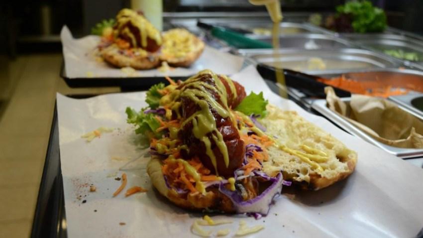 Στην Cantina Bella θα βρείτε το πιο νόστιμο «σπιτικό» street food