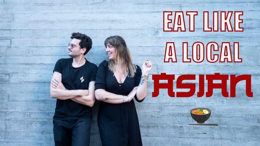 #EatLikeALocal για ταϊλανδέζικο, βιετναμέζικο & ινδικό στο κέντρο της Αθήνας