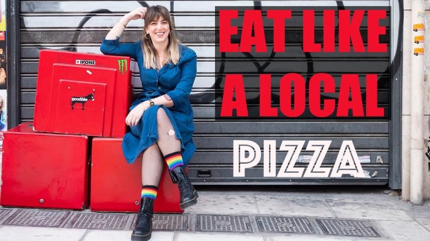 H #EatLikeALocal επεισοδιάρα με τις καλύτερες πίτσες της Αθήνας (Part 2)