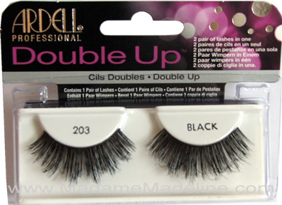 Double-Up Lashes