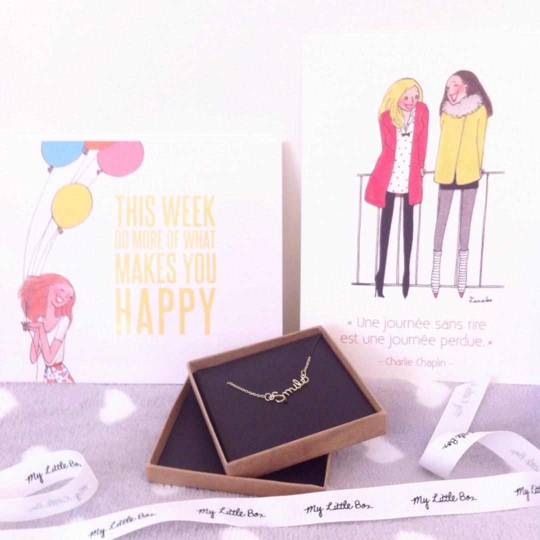 my little smile box