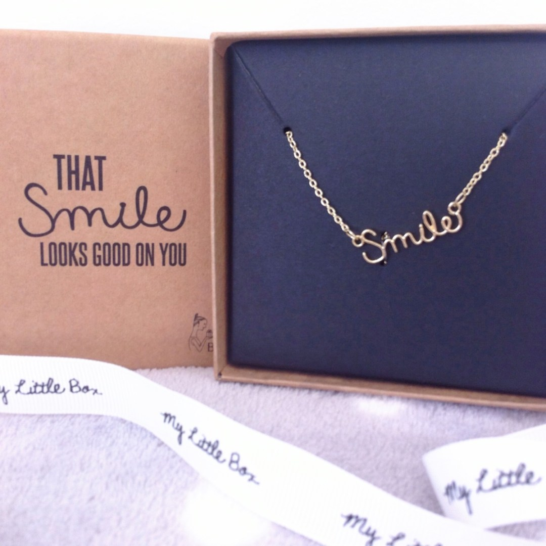 my little smile box