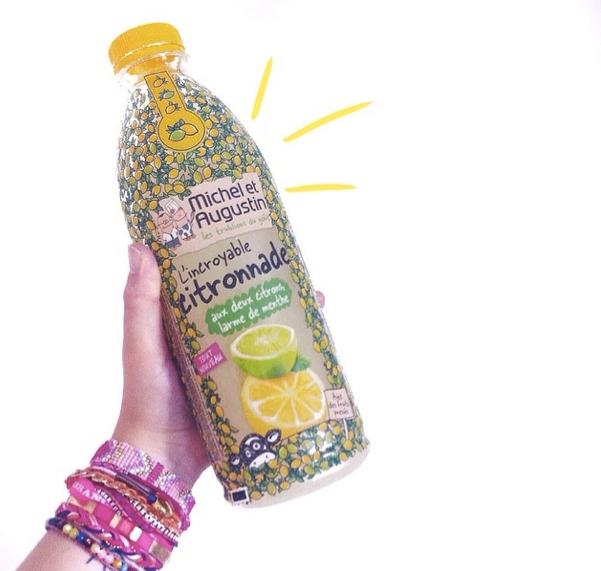 limonade michel et augustin