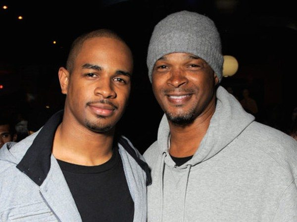 Damon Jr. and Damon Wayans