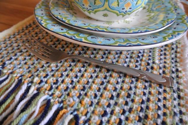 Knit linen stitch 2
